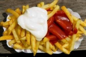 Oily foods